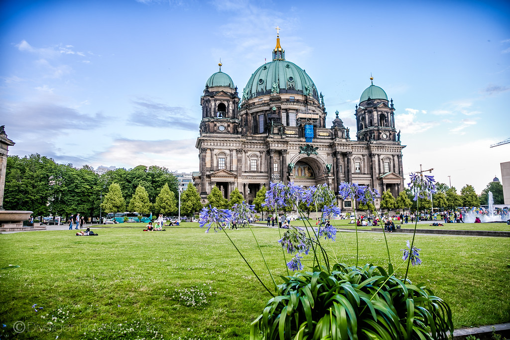 Castles in Germany - Berlin - Lina Stock