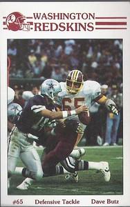 1985 Redskins Police