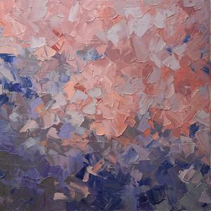 """Sensation"" (oil on canvas) by Elena Dundukova"