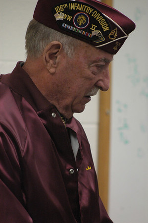 WW II Veterans Visits