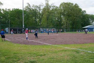 Monroe County VS. Allen County Softball 2013