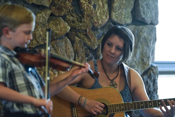 Fiddle Showcase 4/23/16