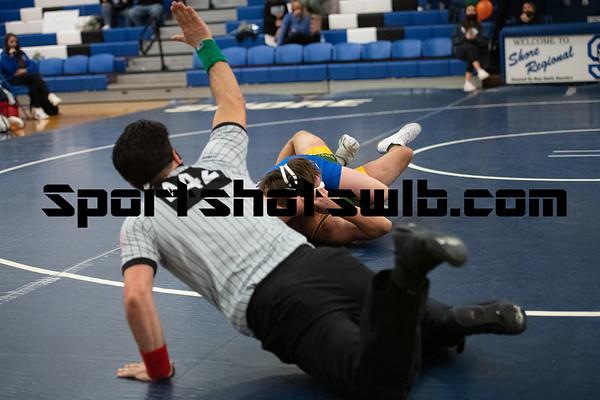 Shore Wrestling 2021