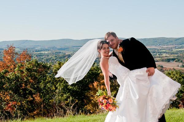 Jennifer and James-Wedding