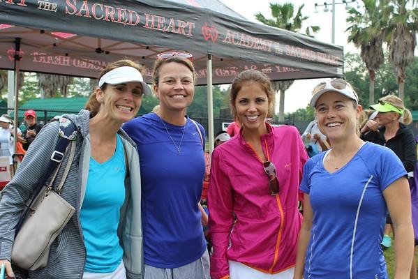 Mothers' Club Tennis Tournament (4.6.16)