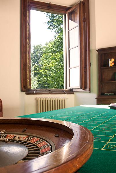 Roulette room, 1st floor