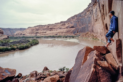 Arches, Green River - 1981