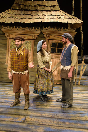 """Fiddler on the Roof"" Publicity Photos"