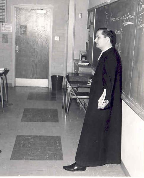 1965, Brother Gabriel