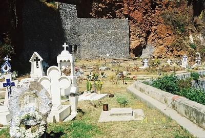 Day of the Dead in Patzcuaro - 2001