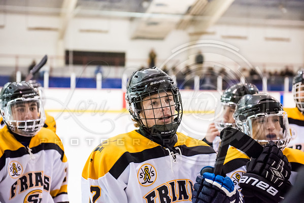 2015-12-29 - Friars Varsity Catholic v Holy Cross