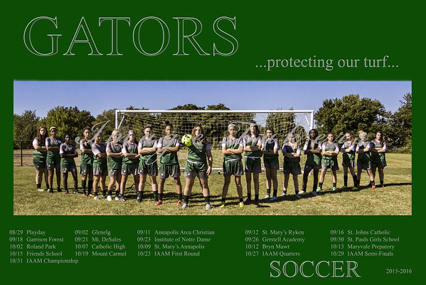2015-2016 Soccer Players