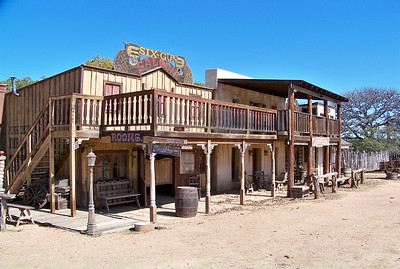 Old West Backgrounds