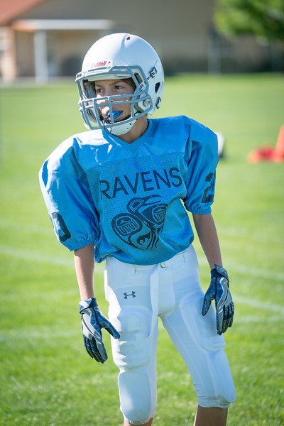 Ravens vs Thrifty Mtn Home 9-24-16