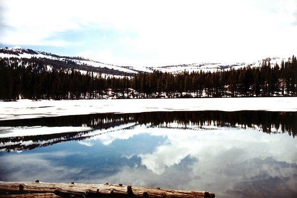 Cora Lakes Trip, May 1999