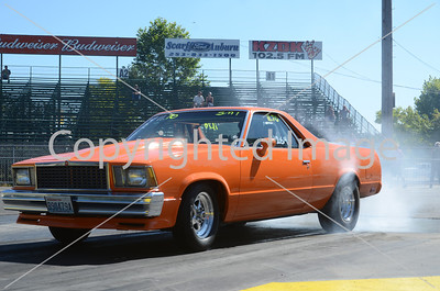 Wild West Nostalgia & AA Supercharged Race - July 14th, 2013