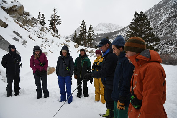 Avalanche Class Level 1 Jan 19-21, 2018