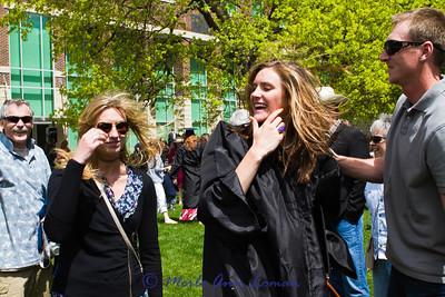 May 2011 Jessa's Journalism graduation
