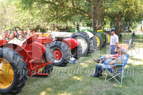 Tractor Show 08-24-13