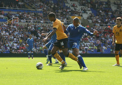 Birmingham City v Everton July 30th 2011