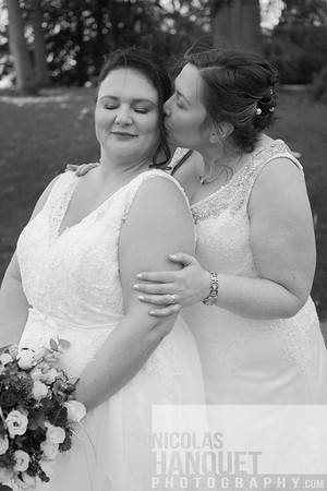 Clare & Sam's wedding