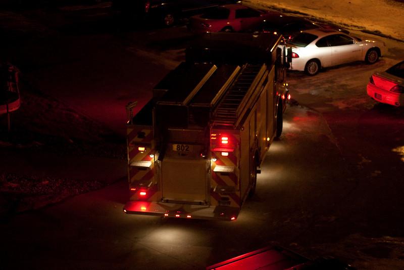 Firetruck, second visit