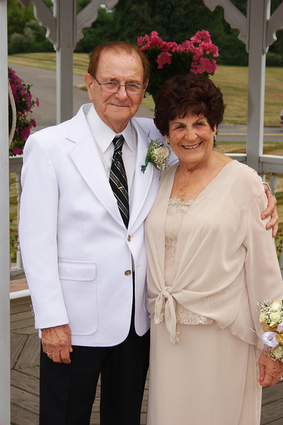 Bill and Gloria's 50th Anniversary Party - August 26, 2007