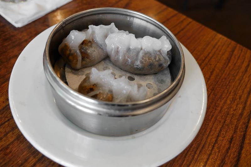 Steamed Chicken Dumplings