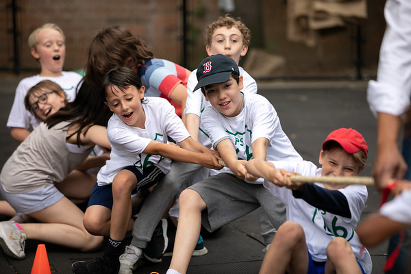 2019: Field Day for 5th Graders in Playground 17Jun2019