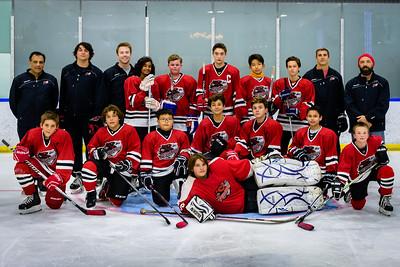 Piranhas House Hockey