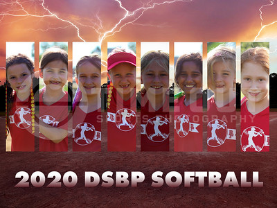 2020 DSBP Softball: Coach Pitch Red