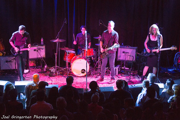 The Wedding Present at The Chapel in SF
