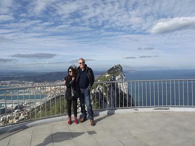 Gibraltar - February, 2014