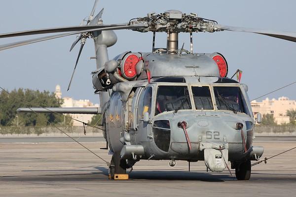 "US Navy MH-60S ""Knighthawk"", Manama, 29Nov18"