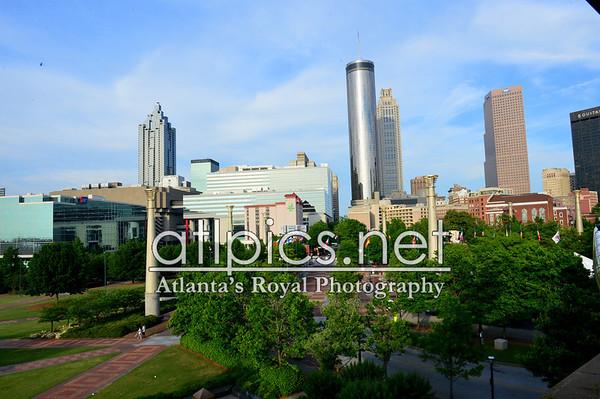 5.30.13 Future Is Blue Annual Fundraiser Hosted By Atlanta Mayor Kasim Reed