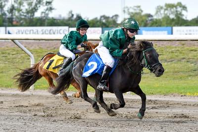 Ponnygalopp Jägersro 200802