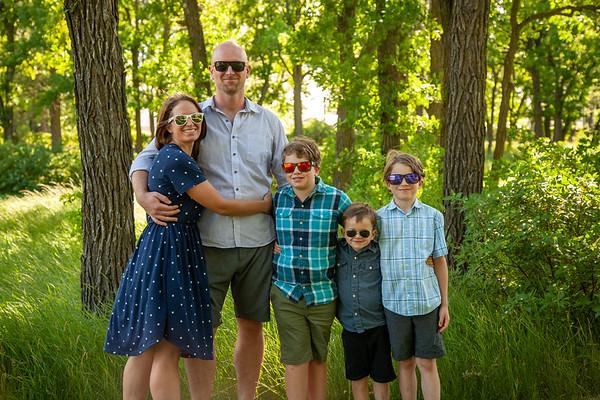 Tavares Family 2020