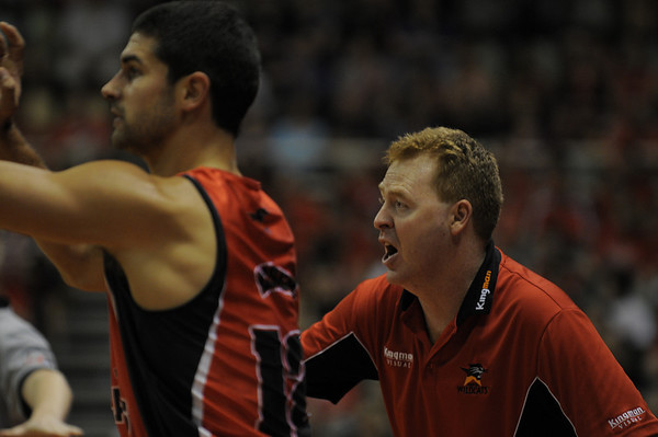 Rob Beveridge - Head Coach Perth Wildcats NBL Team