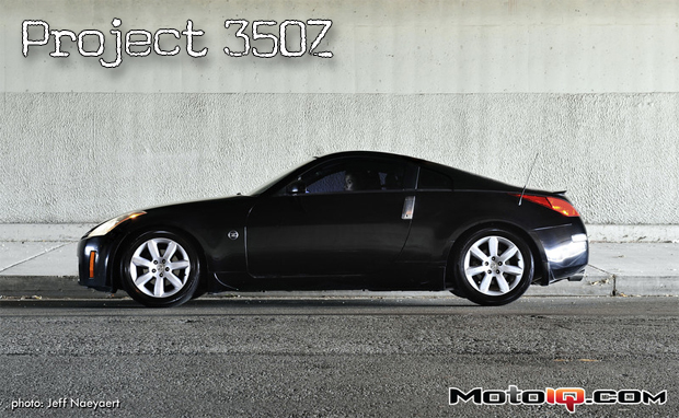 Project Nissan 350Z Part 2- Installing KW Clubsport Suspension and Whiteline Sway Bars