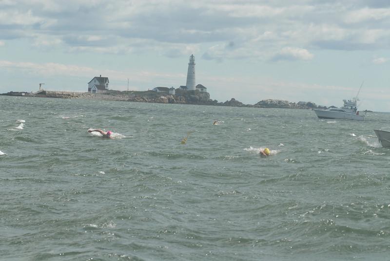 Boston Light Swim