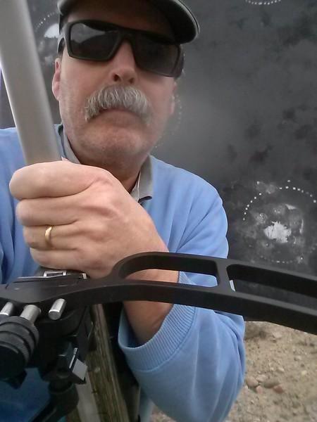 600 Yards Clean Selfie.