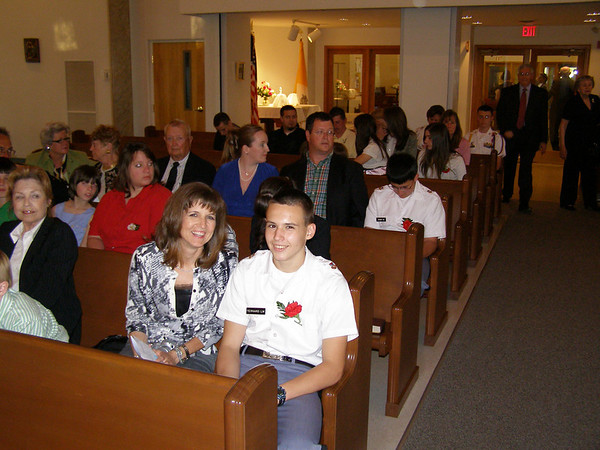 Catholic Confirmation - April 15