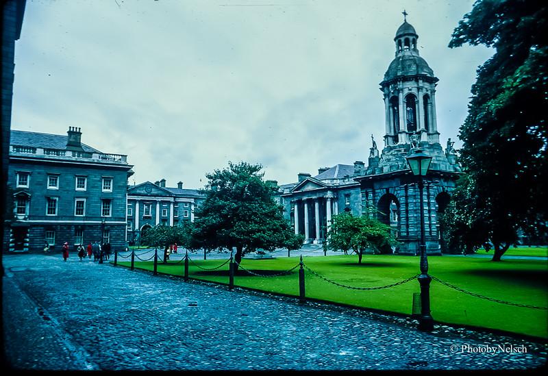 Ireland out takes