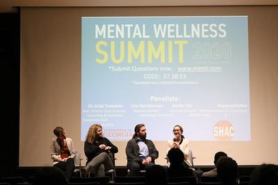 Mental Wellness Summit - 1.14.2020