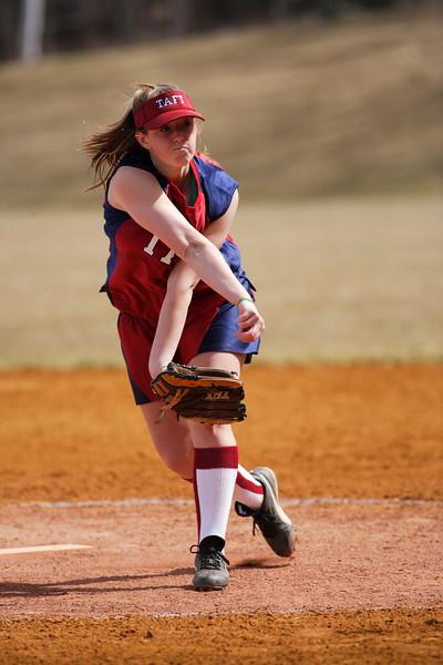 Taft Softball 4-9-08