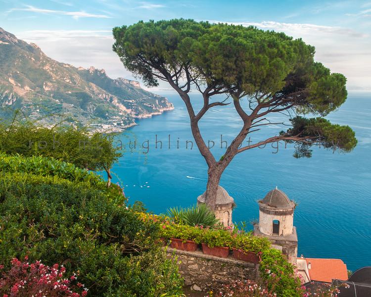 Villa Rufolo , Ravello , Amalfi Coast