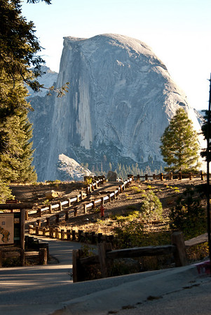 Panorama Trail - Yosemite
