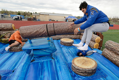 Photos: Broomfield High School's Just After Prom Games