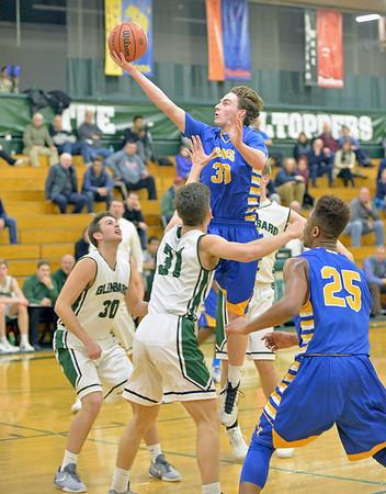 Lyons Township at Glenbard West boys basketball