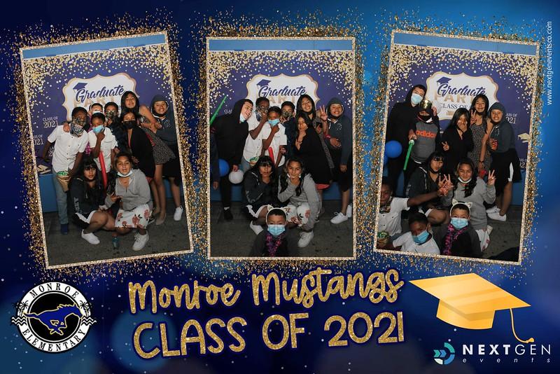 Monroe Graduation dance 2021